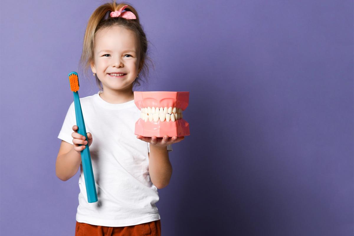 children dentistry dorking
